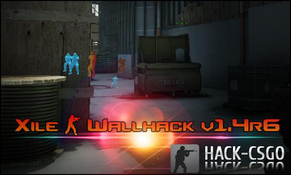 Скачать Чит Xile Wallhack v1.4r6 в целях CS:GO